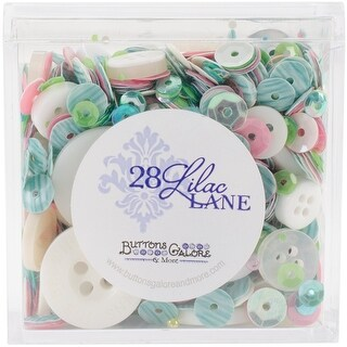 28 Lilac Lane Shaker Mix 75G-Rainbow Unicorn