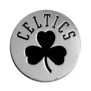 """NBA - Boston Celtics Emblem - 2.5"""" x 4"""""""