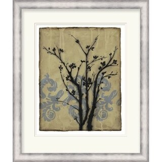 "Surya LJ4140 26"" x 31"" Branch in Silhouette II Giclee Print - N/A"