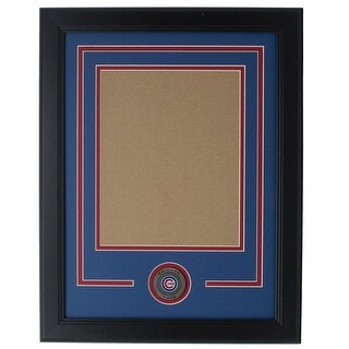 Chicago Cubs 8x10 Vertical Photo Frame Kit