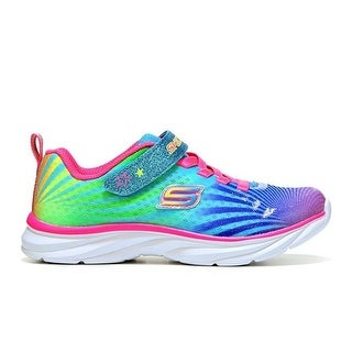 Skechers Girl's PEPSTERS COLORBEAN Sneaker