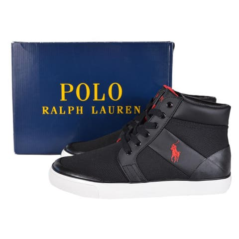 db486259 Buy Polo Ralph Lauren Men's Sneakers Online at Overstock | Our Best ...