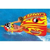 Sportsstuff Sumo & Splash Guard Inflatable Tube Combo