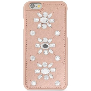 Michael Kors Womens Cell Phone Case Saffanio Embellished