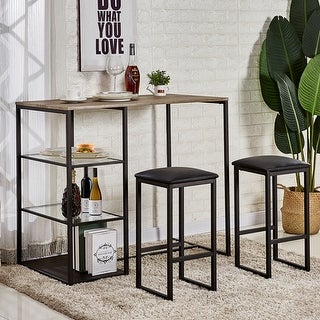 Quick View & Buy Counter Height Kitchen u0026 Dining Room Sets Online at Overstock ...