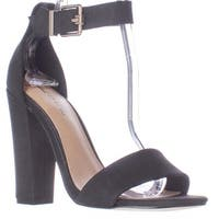 Call It Spring Arther Ankle Strap Dress Sandals, Black
