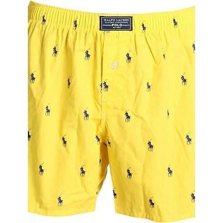 Polo Ralph Lauren Mens Boxers Logo Cotton