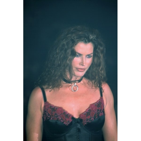 Carre Otis At Lane Bryant Lingerie Fashion Show Ny 252002 By Cj Contino Celebrity
