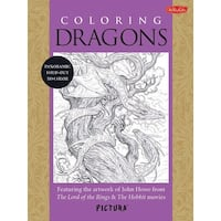 Walter Foster - Pictura Coloring Book - Knights