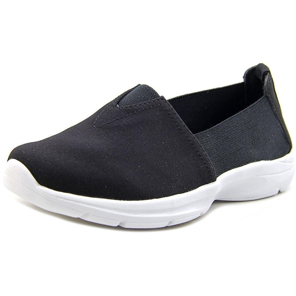 Easy Spirit e360 Quirky Women Round Toe Canvas Loafer