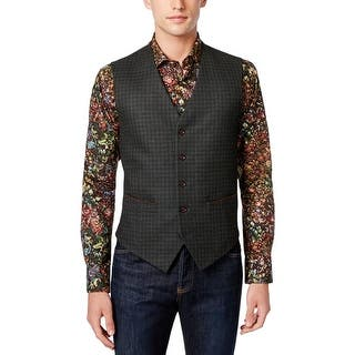 Tallia Mens Suit Vest Wool Plaid|https://ak1.ostkcdn.com/images/products/is/images/direct/eaca76e3672a6beb3ba6932178d49a536c7bb08b/Tallia-Mens-Suit-Vest-Wool-Plaid.jpg?impolicy=medium