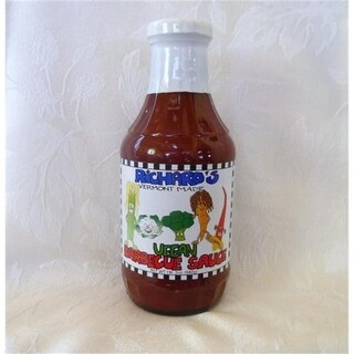 VT Made Richard apos;s Sauces #44; LLC Vegan Barbecue - Pac