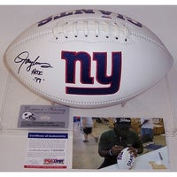 c5243b0cf Lawrence Taylor Autographed Hand Signed New York Giants Logo Football PSADNA