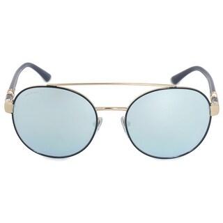 Bvlgari Round Sunglasses BV6085B 20206J 55