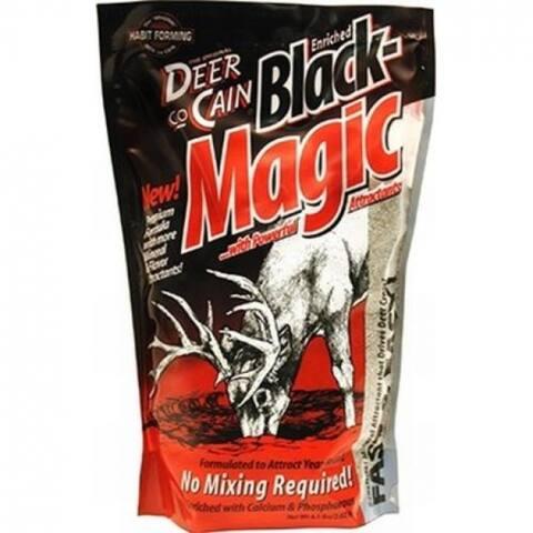 Evolved Habitats 24502 Deer Co-Cain Black Magic, 4.5 lbs