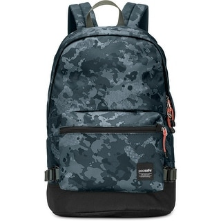 Pacsafe Slingsafe LX400 - Grey Camo Anti-theft 2-in-1 Backpack