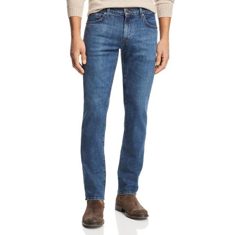 J Brand Mens Tyler Straight Leg Jeans Denim Medium Wash - Sparko - 29