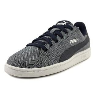Puma Puma Smash Herringbone Boy Peacoat-Peacoat Athletic Shoes