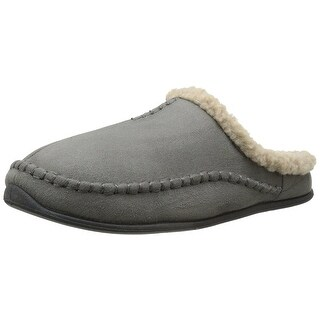 Deer Stags Men's Nordic Mule Slipper