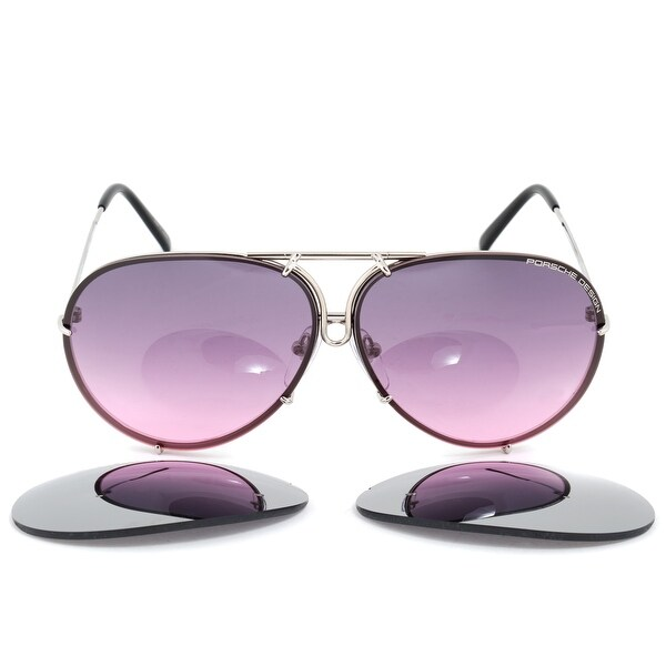 96c81c5953 Shop Porsche Design Design P8478 M Sunglasses - Free Shipping Today ...