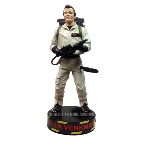 Ghostbusters Talking Premium Motion Statue: Peter Venkman - multi