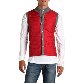 Barbour Mens Outerwear Vest Winter Quilted