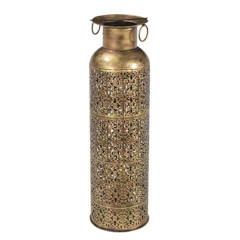 Rhu Home Victoria Iron Candle Stand - Medium