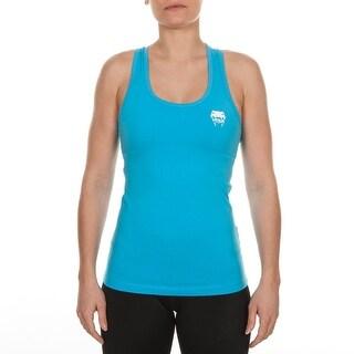 Venum Women's Essential Racer Back Athletic Tank Top - Blue