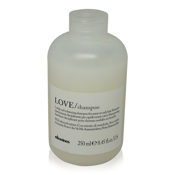 Davines Love Curl Enhancing Shampoo 8.45 Oz