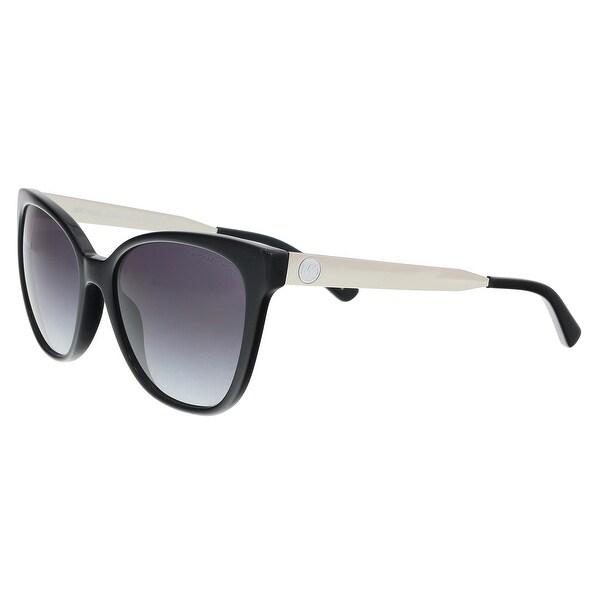 2932b7ce8fb3 Shop Michael Kors MK2058 316311 Black Butterfly Sunglasses - 55-17 ...