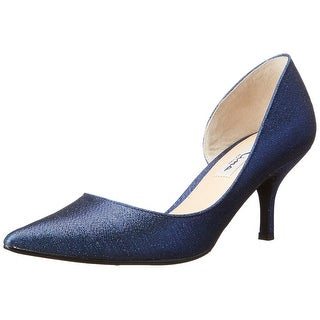 Nina Womens Brynlee Pointed Toe D-orsay Pumps