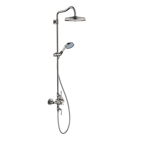 Axor 16574 Montreux Thermostatic Exposed Shower System -