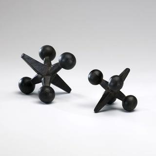 "Cyan Design 2743 3.25"" Small Black Jack"