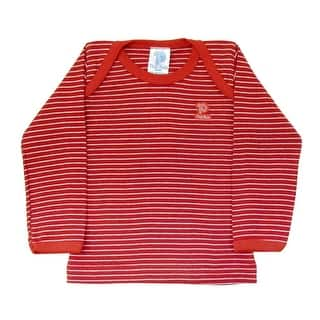 Baby Shirt Unisex Infant Long Sleeve Striped Tee Pulla Bulla Sizes 0-18 Months|https://ak1.ostkcdn.com/images/products/is/images/direct/eaea93610aa273b11d822d1147f01832560dffbc/Pulla-Bulla-Baby-stripe-long-sleeve-shirt-ages-0-18-Months.jpg?impolicy=medium