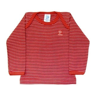 Baby Shirt Unisex Infant Long Sleeve Striped Tee Pulla Bulla Sizes 0-18 Months