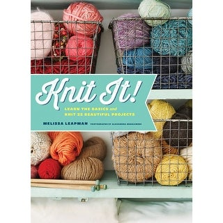 Chronicle Books-Knit It!