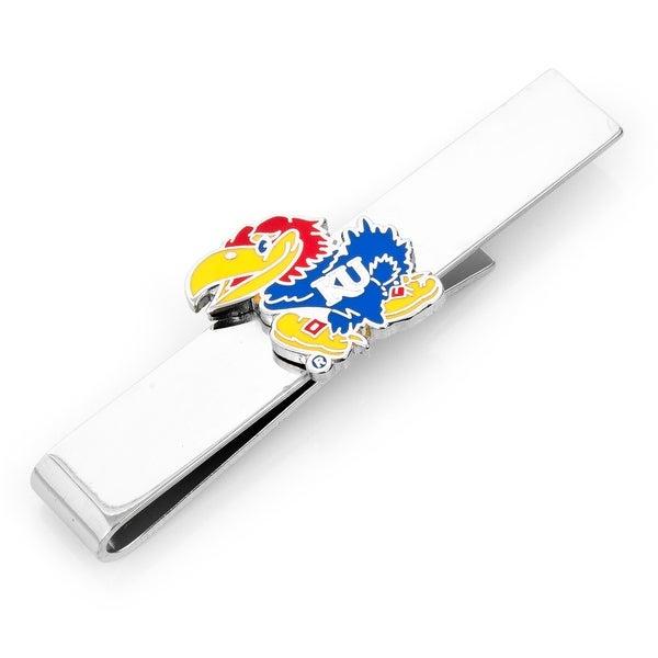 University of Kansas Jayhawks Tie Bar