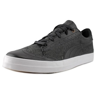 Puma Westdale Lodge Round Toe Canvas Sneakers