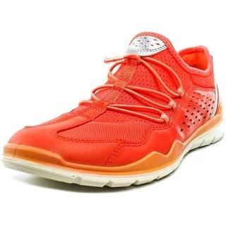 Ecco Lynx Ardor Speedlace Canvas Fashion Sneakers
