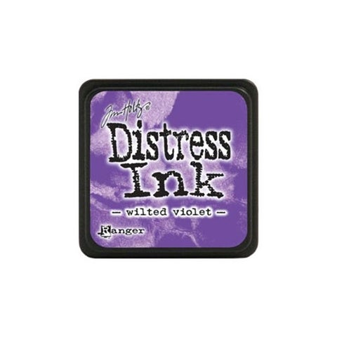 Ranger THoltz Distress Mini Ink Pad Wilted Violet