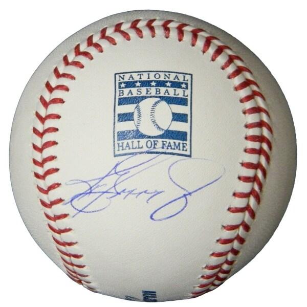pretty nice 1a343 31854 Ken Griffey Jr Rawlings Hall of Fame Official MLB Baseball