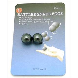 RS1616M Rattle Snake Eggs