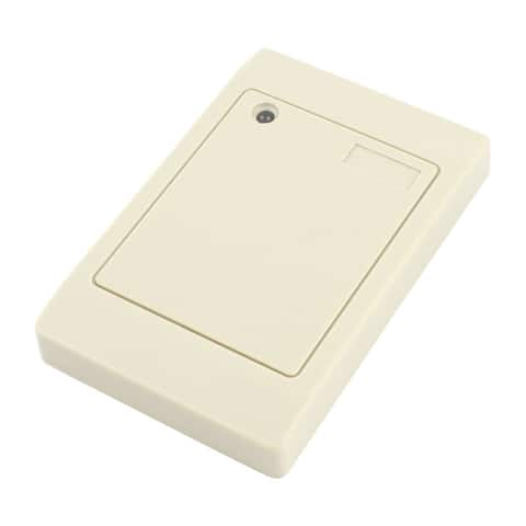 Unique Bargains Waterproof Wiegand 26 Door Security Access Control ID Card Reader 125KHz RFID EM