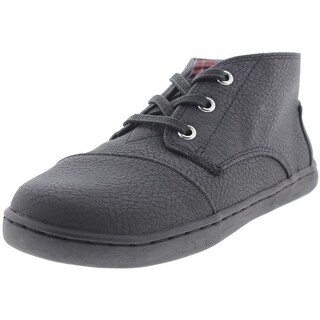 Tomas Jewelry Boys Paseo Mid Faux Leather Fashion Sneakers - 2