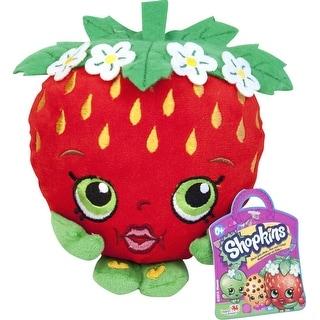 """Shopkins 8"""" Plush: Strawberry Kiss"""
