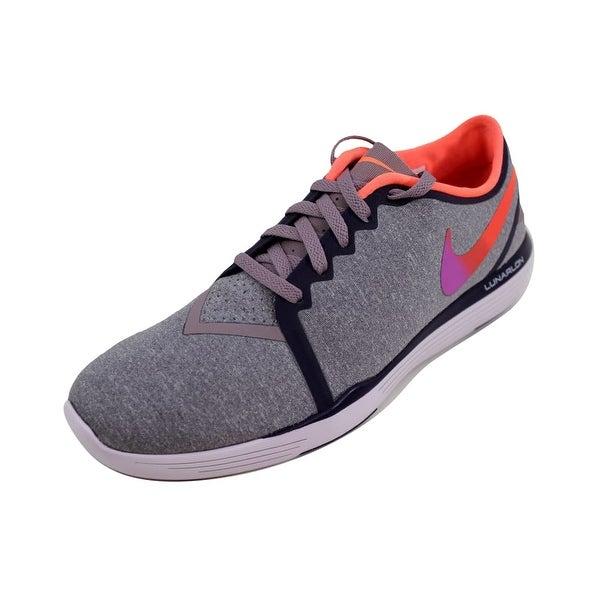 promo code 89d0e fa866 Nike Women  x27 s Lunar Sculpt Purple Smoke Hyper Violet nan 818062-