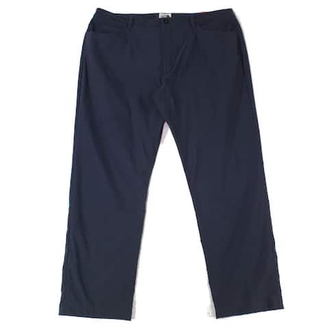 The North Face Mens Sprag Pants Blue Size 40 Short Standard Fit Stretch