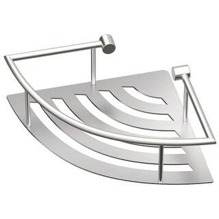 """Gatco 1456 Elegant 11"""" Corner Shower Shelf"""