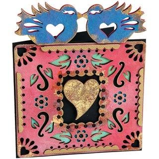 Sizzix Framelits Die By Crafty Chica-Birds #4
