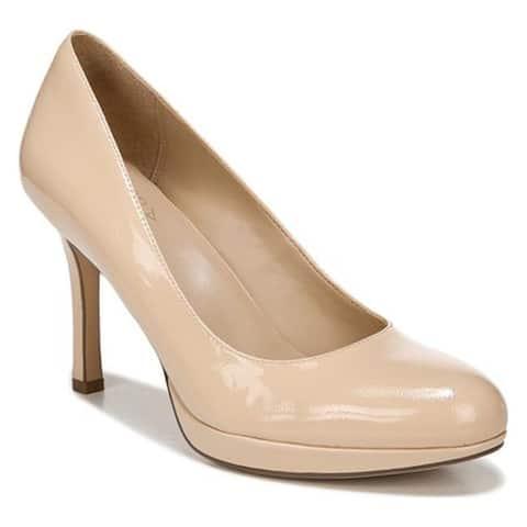 4592de3ff91dd Buy Beige Women's Heels Online at Overstock | Our Best Women's Shoes ...